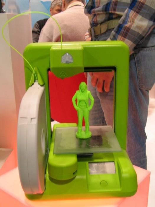 Устройство 3д принтера