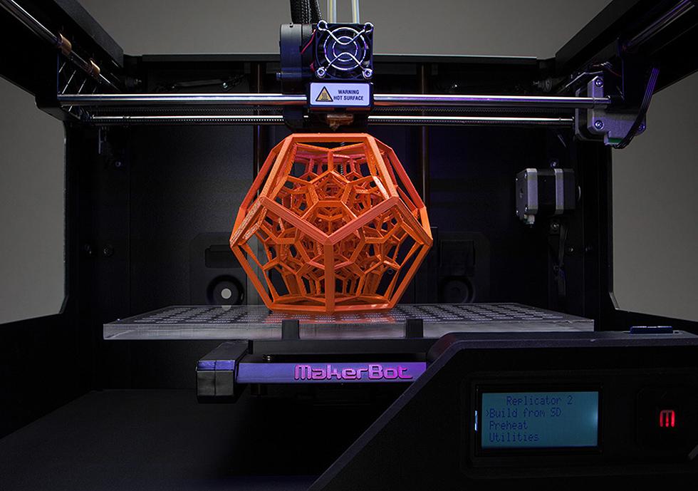 производители 3д принтеров