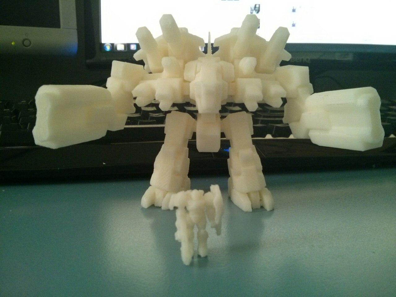 Прототипирование на 3d принтере