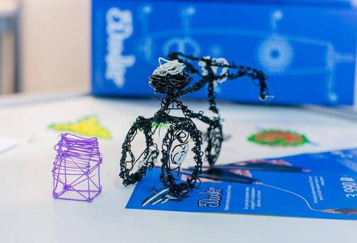 выставка 3d принтеров