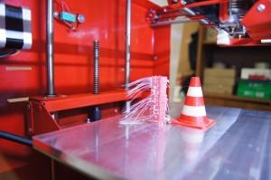Magnum 3D принтер