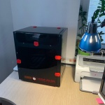 Фото Все 3Д принтеры Магнум могут быть выполнены в закрытом или открытом корпусе.